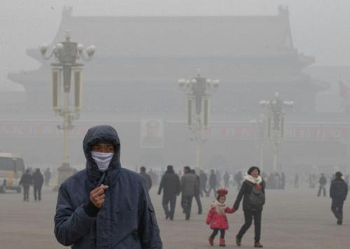 Pollution-at-Tiananmen-Square-Beijing